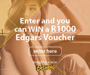 Edgars voucher lucky draw