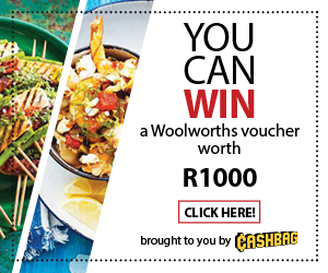 Woolworths voucher competition